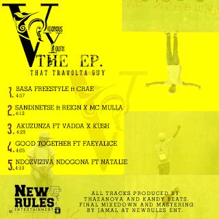 [feature]That Travolta Guy - Vigorous Youth EP Back