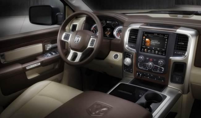 2016 Dodge Ram 1500 Horn Release Date