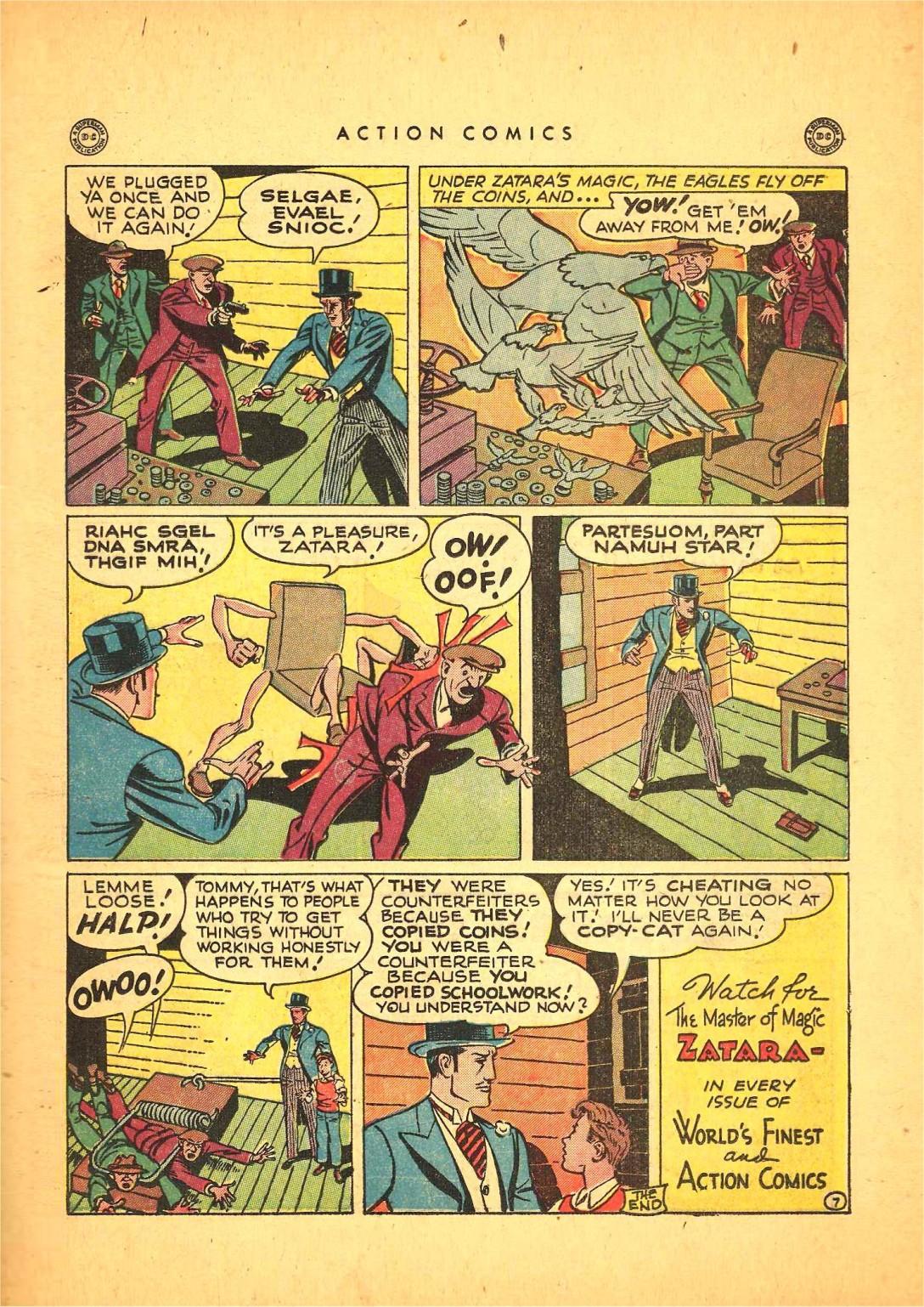 Action Comics (1938) 116 Page 29