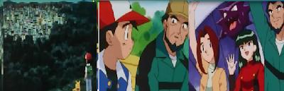 Pokémon Capítulo 24 Temporada 1 Haunter Contra Kadabra