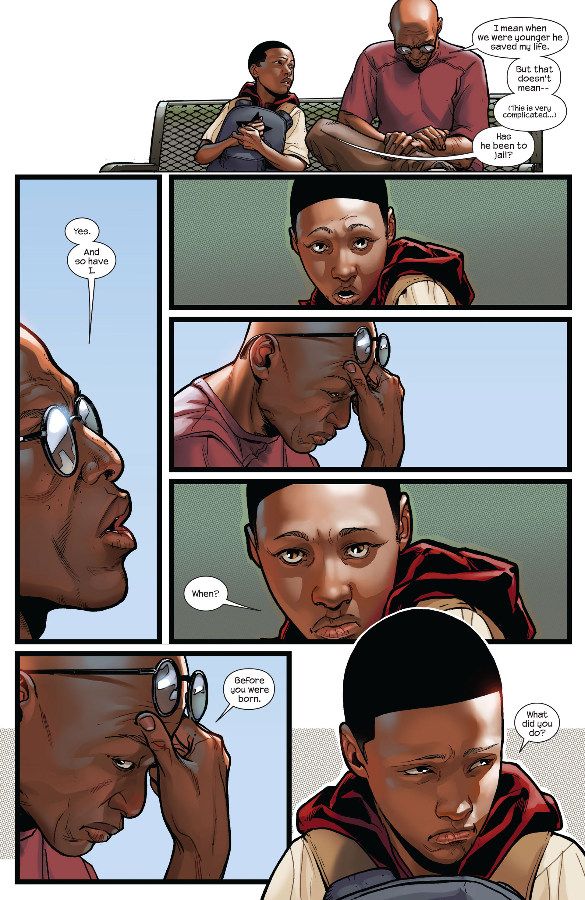Read online Ultimate Comics Spider-Man (2011) comic -  Issue #2 - 15