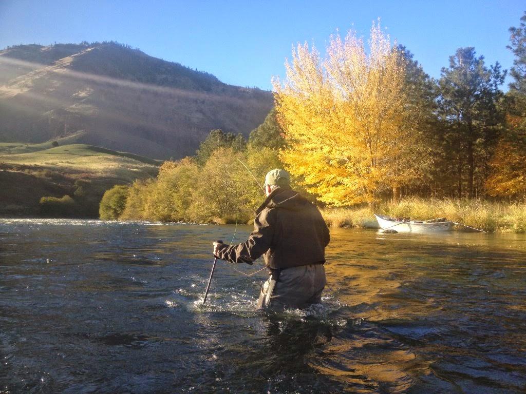 October / November Deschutes River Reports – Water Time