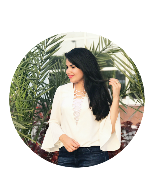All about society fix blog author ESRAA BASSIOUNI