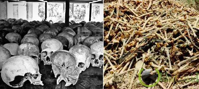 Ladang Pembantaian Kamboja