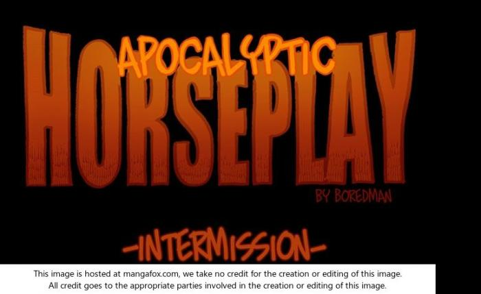 Apocalyptic Horseplay - Chapter 4