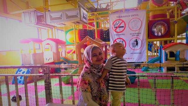 Mengasah imajinasi dan kreatifitas anak di Dunia Mainan Bandung
