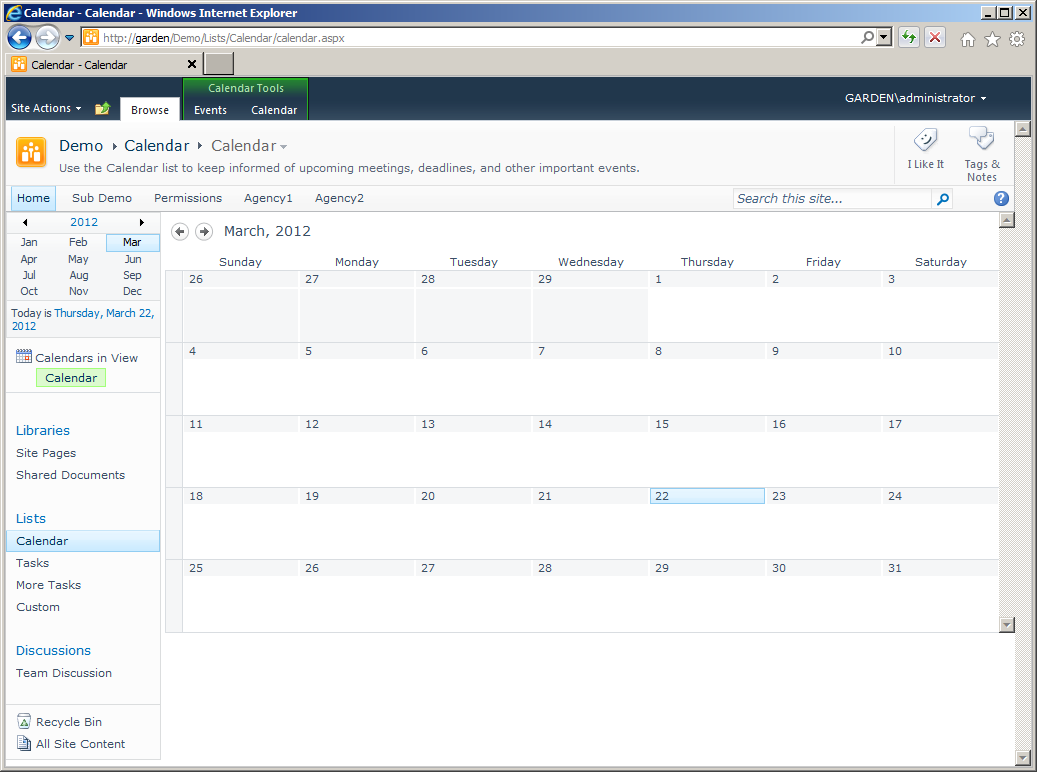Intelligantt ms project tasks to sharepoint calendar events for Sharepoint task list template