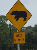 Aviso de osos