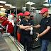 McDonald's Malaysia, Para Francaisi & Rakan Niaga Penuh Semangat  pada 'Hari McD Turun Padang'