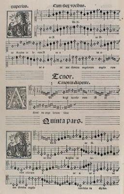Diego Ortiz. Musices liber primus. Página