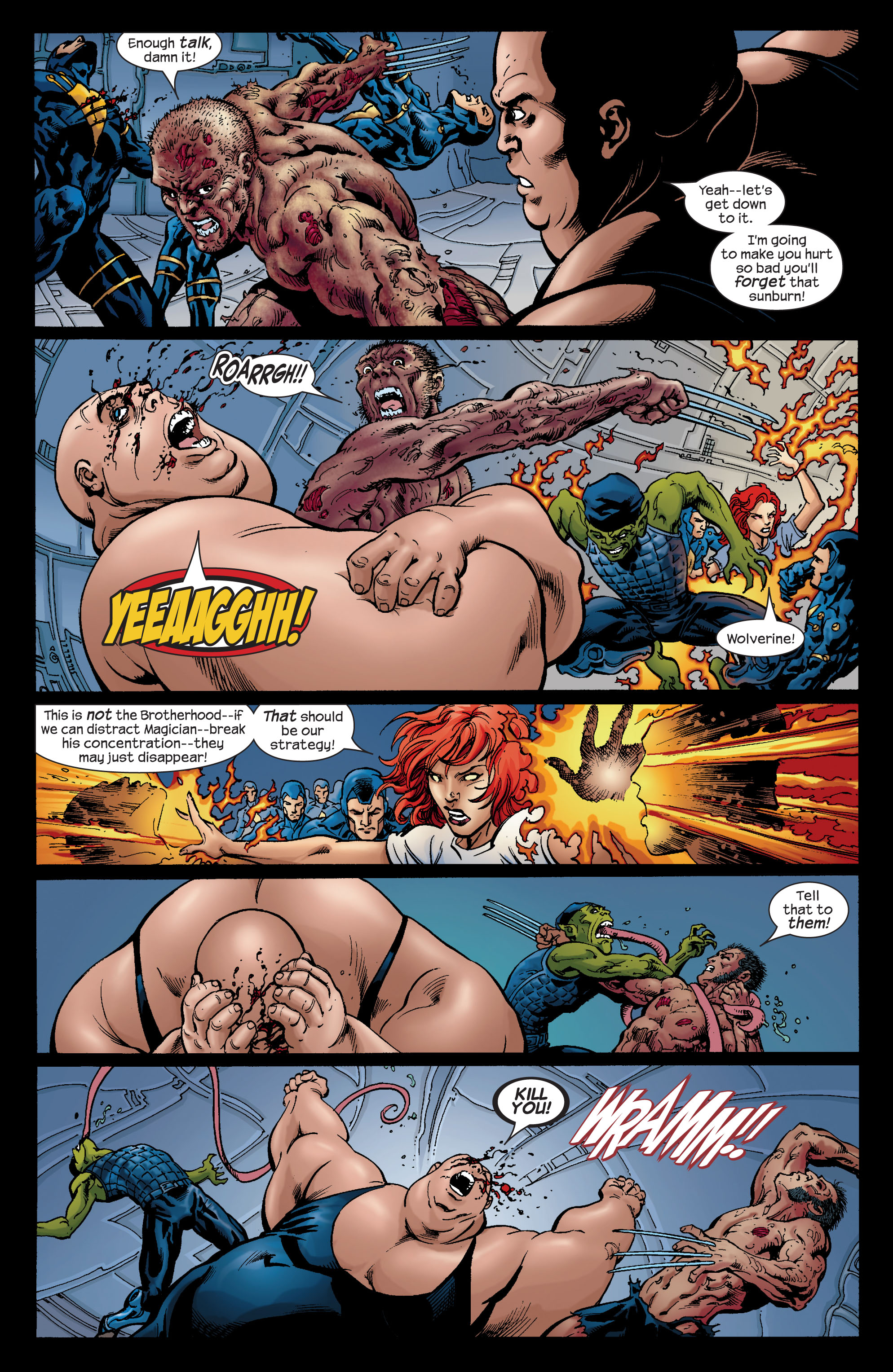 Read online Ultimate X-Men comic -  Issue #74 - 7