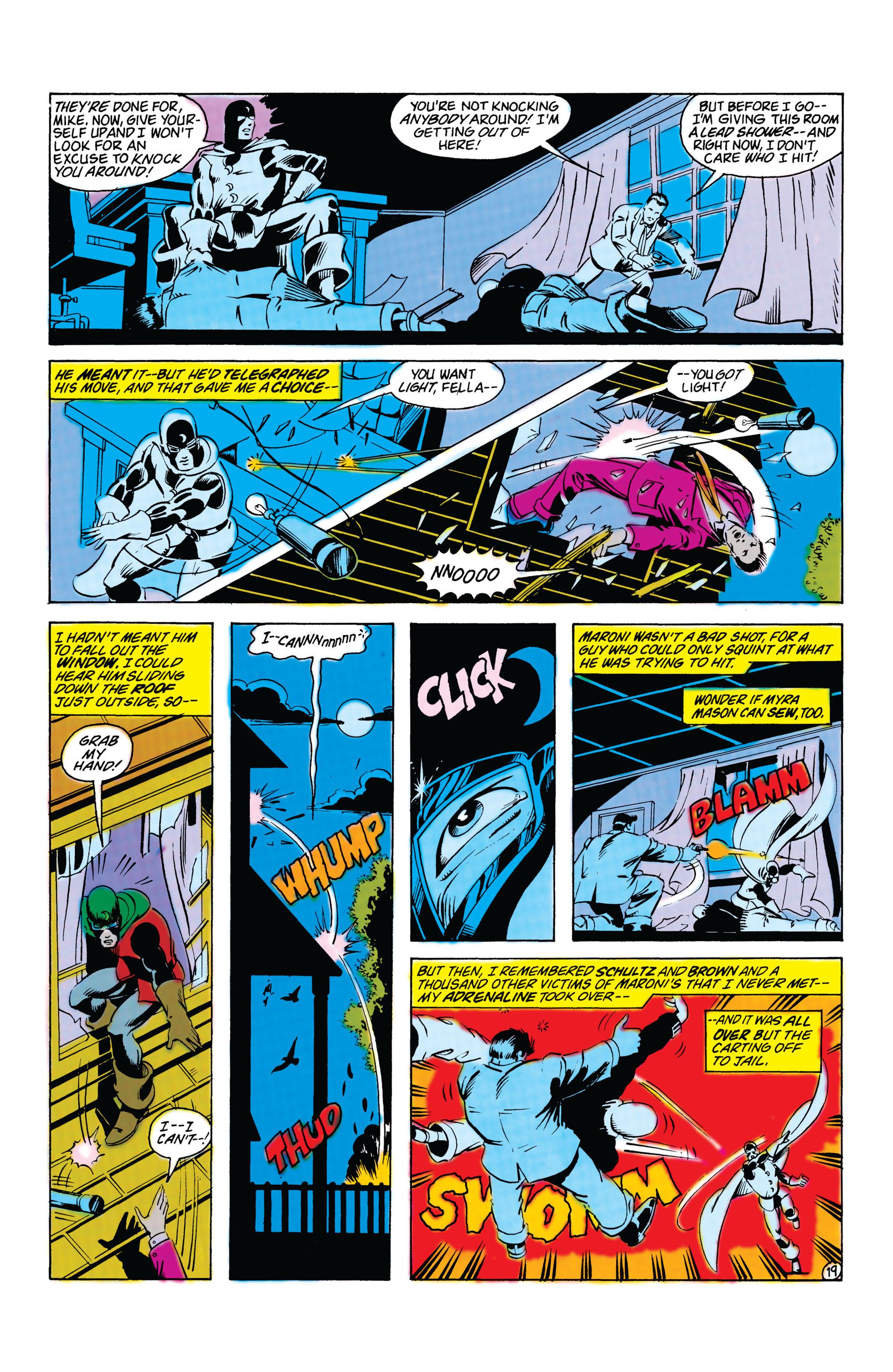 Read online Secret Origins (1986) comic -  Issue #20 - 38