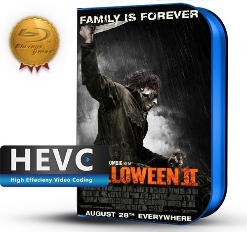Halloween 2 (2009) 1080P HEVC-8Bits BDRip Ingles(Subt.Esp)(Terror)