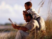 Dialog Pagi antara Ayah dengan Anak Laki-lakinya