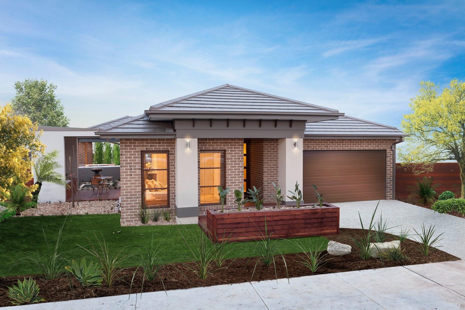 50 fotos de fachadas de casas modernas peque as bonitas for Fachadas de casas modernas 1 piso