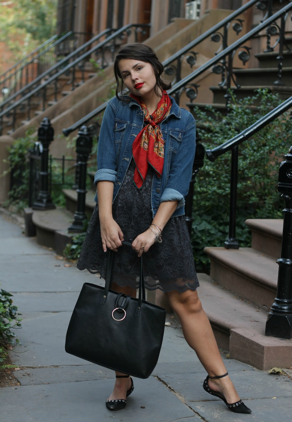 Vintage Style Outfit in NYC | Someone Like You
