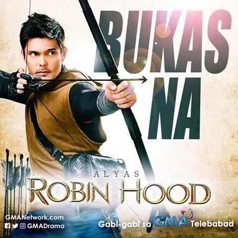 Alyas Robin Hood Premieres September 19 as Dingdong Dantes ...