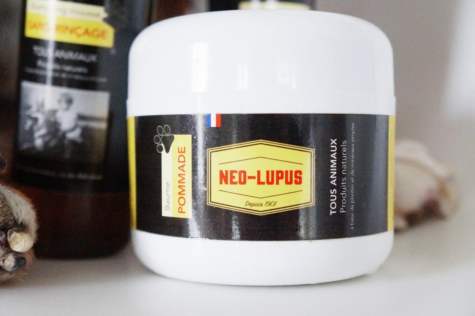 pommade baume néolupus