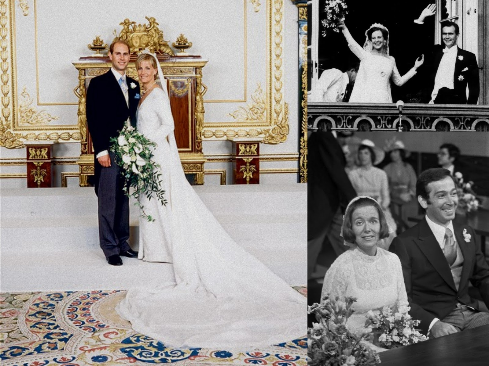 Queens of England: 8 Royal June Brides
