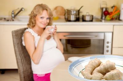 ماهي فوائد واضرار الزنجبيل للحامل
