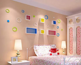 Cekli.net -- 13 Wall Hanging Decoration Ideas -  Kids Bedroom Design