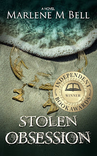Interview with Marlene M. Bell, author of Stolen Obsession @ewephoric  @iReadBookTours