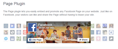 cara merubah likebox fanspage facebook di blogger