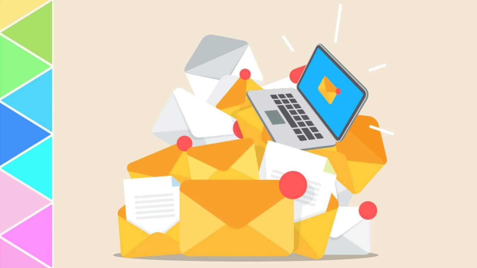 Tech Tips: Simple steps to organizing your email