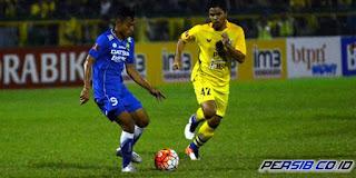 Persegres Gresik United Kalahkan Persib Bandung 2-1 TSC 2016