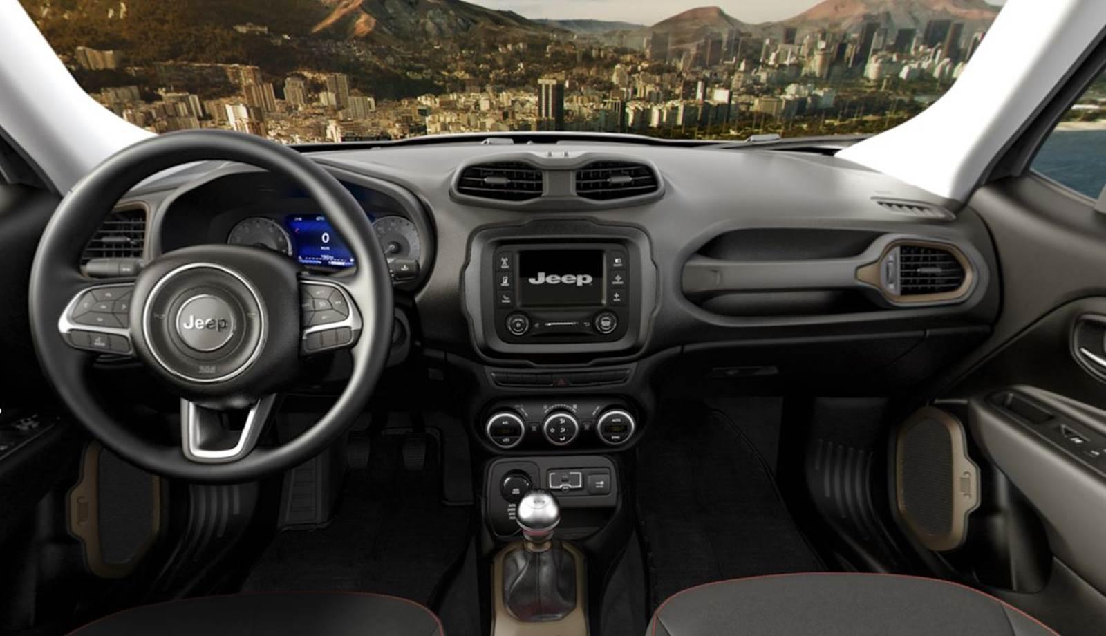 Jeep Renegade no Brasil já tem configurador on-line | CAR ...