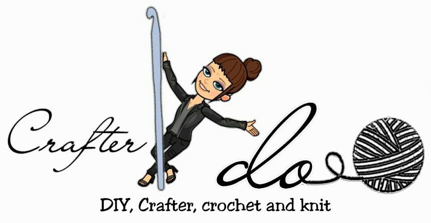 Crafter I do: Crochet pan handle cover free pattern.