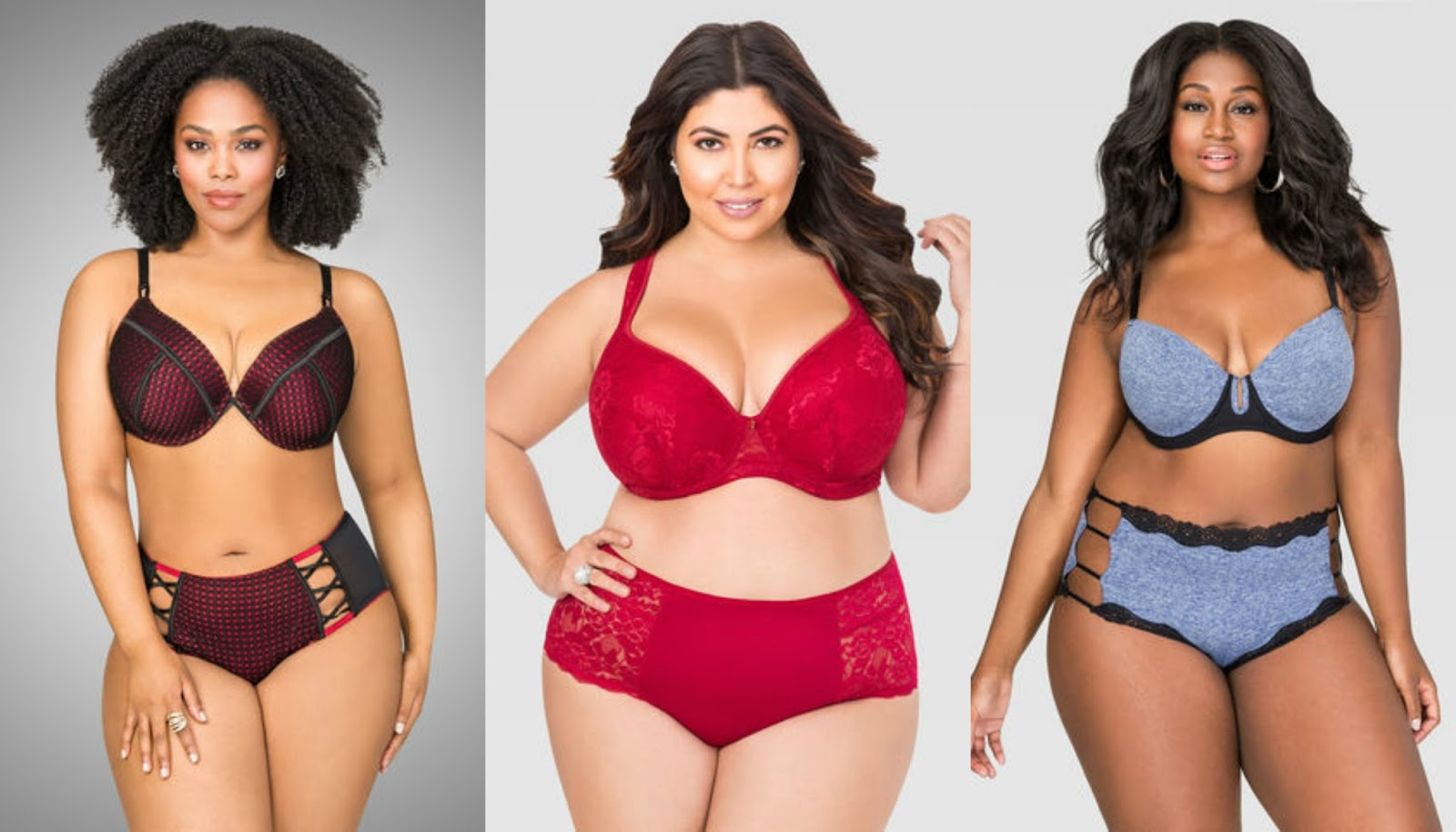 fadc20fb3 10 Plus Size Lingerie Brands to Shop NOW- A Thick Girl s Closet