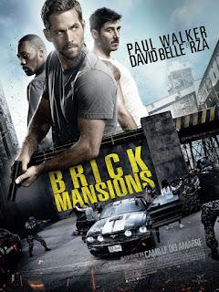Brick Mansions (2014) Blueray 720p Sub Indo Film