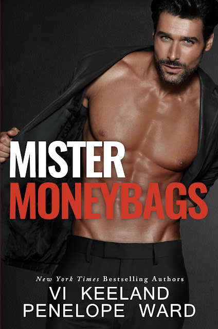 Cover Reveal - MISTER MONEYBAGS by Vi Keeland & Penelope Ward