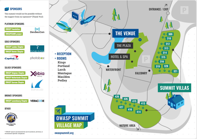 Summit Conference Guide Back