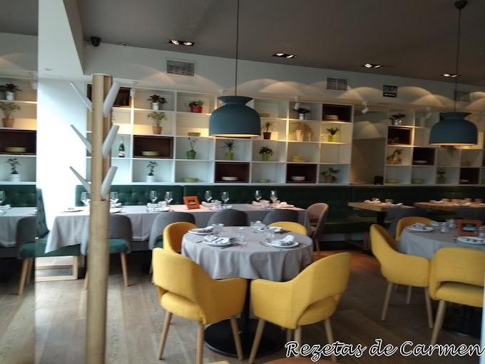 Restaurante Orgaz en Madrid