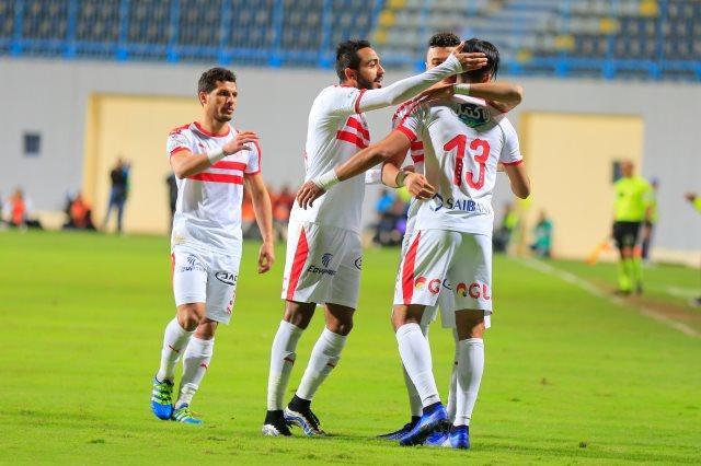 موعد مباراة الزمالك والمقاولون العرب والقنوات الناقلة للمباراة