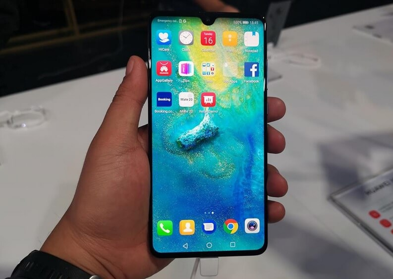 Huawei Announces Prices and Pre-order Details of Mate 20 Series