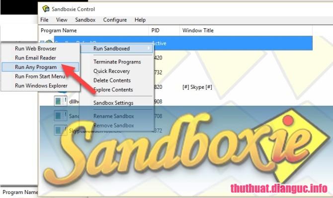 Download Sandboxie 5.28 Full Crack, phần mềm bảo vệ máy tính, Sandboxie, Sandboxie free download, Sandboxie full key,
