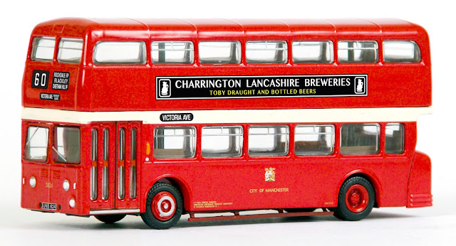 EXCLUSIVE FIRST EDITIONS 16539 -  Leyland MCW Atlantean - City of Manchester