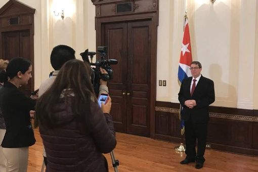 Cuba denuncia que EE.UU. obstaculiza votación en ONU contra bloqueo