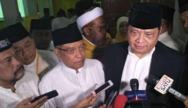 Diajak Golkar Dukung Jokowi, Begini Jawaban Said Aqil