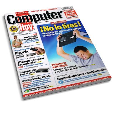 Computer Hoy – No lo tires!, 13 Mayo 2011