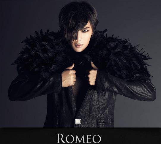 [Single] Romeo – Tonight's The Night (5 In 1) (Japanese)