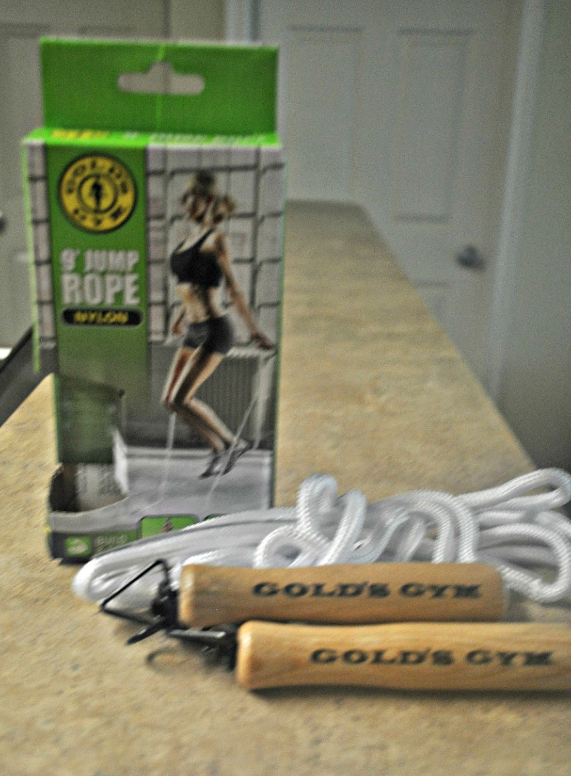 Gold's Gym, Nylon, Jump Rope, walmart, cheap jump ropes