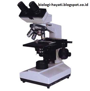 Jenis-jenis, Bagian-bagian dan Cara Menggunakan Mikroskop