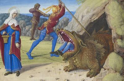 Πώς οι καλλιτέχνες του Μεσαίωνα χρησιμοποιούσαν τα τέρατα ως προπαγάνδα