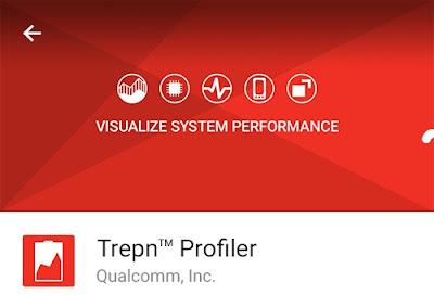 trepen profiler app, speed up mobile phone,