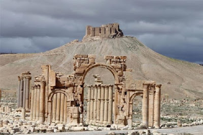 3D images of Syria archaeological treasures go online