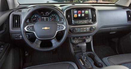 2017 Chevrolet K5 Blazer